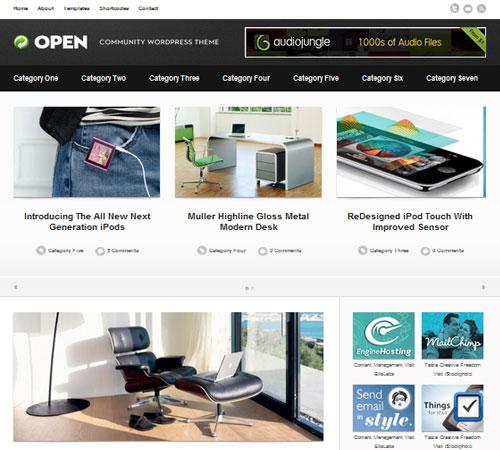 Open Community WordPress