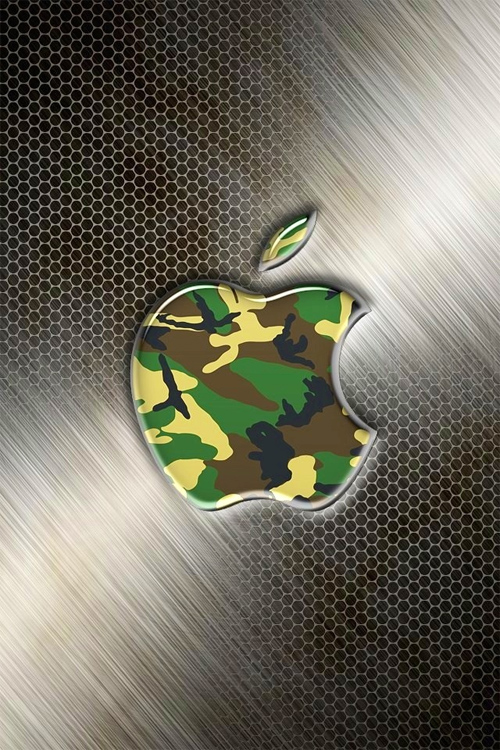 iphone Wallpaper - Camo