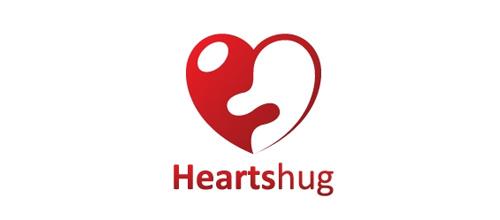 33 inspiring examples of heart logo