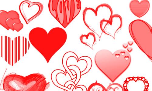 heart brushes volume 3