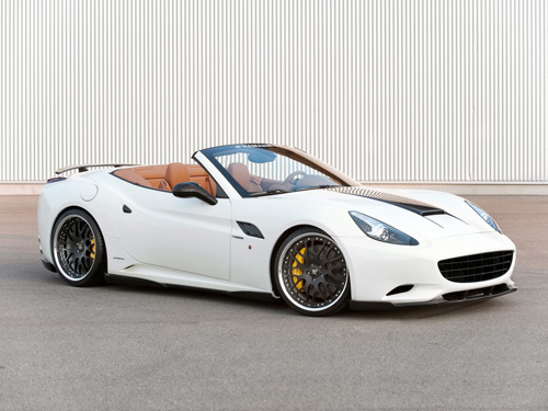 Hamann Ferrari California F149 Wallpaper=