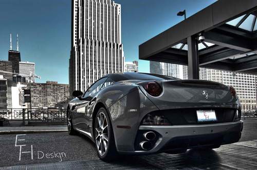 Chicago Ferrari California Wallpaper=