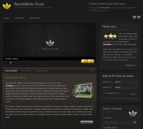 Real Estate Gold