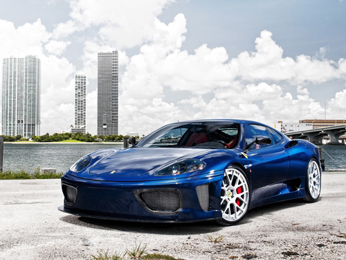 Ferrari 360 Modena Wallpaper=