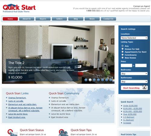 Quickstart Real Estate