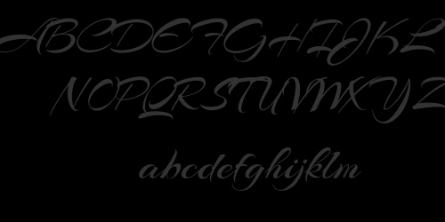 33 Attractive and Elegant Fonts - blueblots com